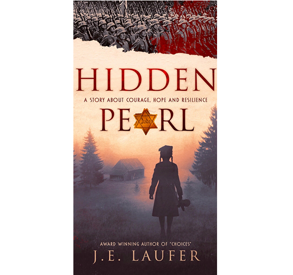 Hidden Pearl - Our Newest Book