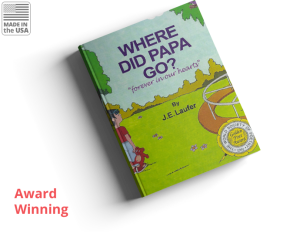 Where did Papa go? a book by Little Egg Publishing