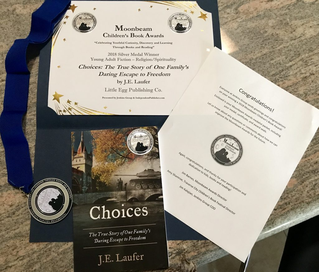 Choices - Choices - Proud Winner of the Moonbeam Children's Book Awards Silver Medal!