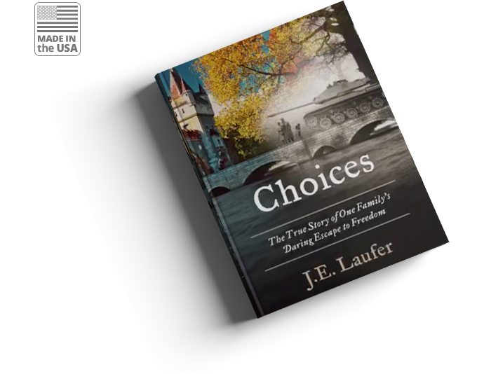 Choices - By J.E. Laufer