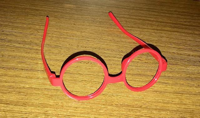 Be Kind Bear Glasses